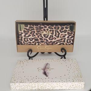 Jessica Simpson Zip Around Wallet w/Box